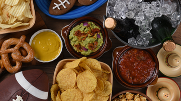 How to Throw a Helluva Good Super Bowl Party