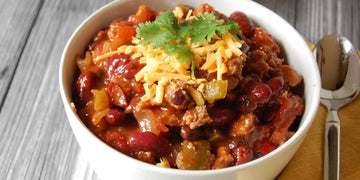 KK'S Turkey Chili