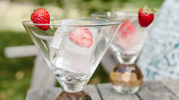 Strawberry Cocktail Recipe