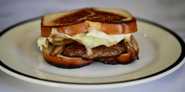 The Classic Patty Melt