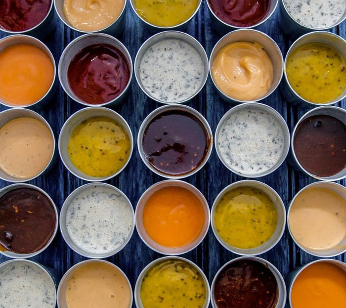 Chicken Wing Dipping Sauces
