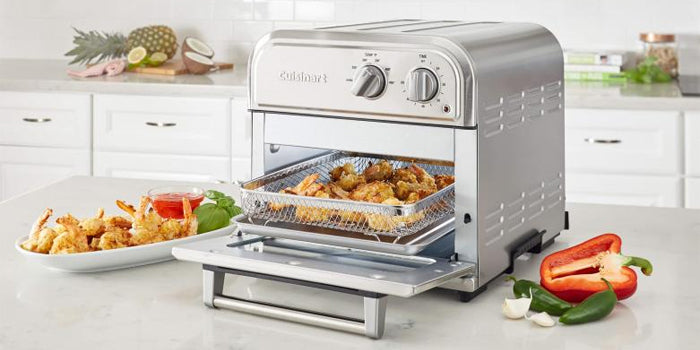 For the Counter Space-Challenged: The Cuisinart® Air fryer