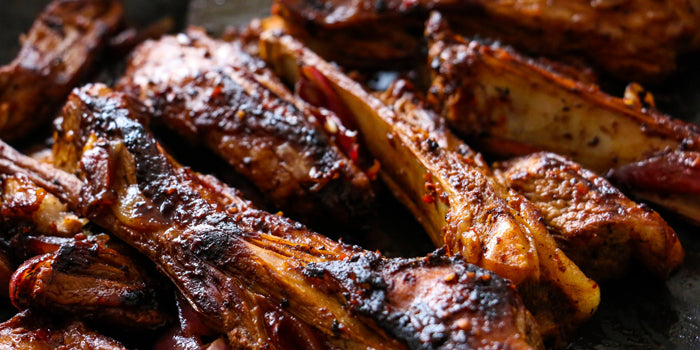 Grill ribs the right way