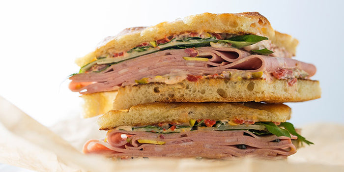 Northeast Italian Sandwich