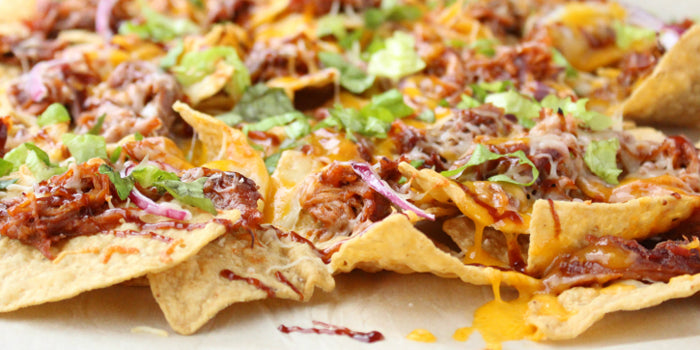 Stacks on Stacks of Nachos