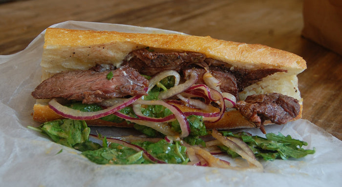 THE TRI-TIP SANDWICH
