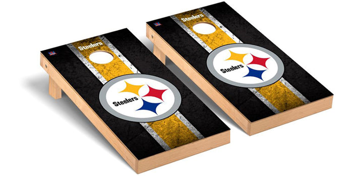 Team-themed cornhole