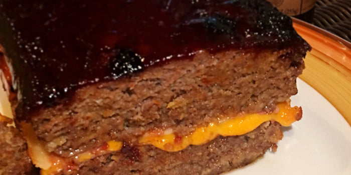 Texas BBQ Meatloaf
