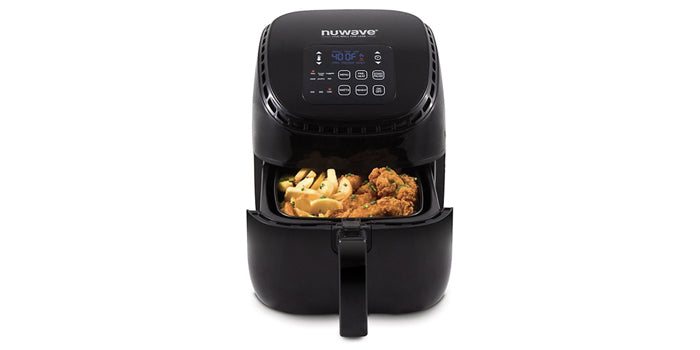 For the Novice: The NUWAVE Brio 3-QUART DIGITAL AIR FRYER