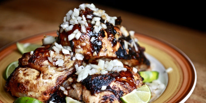 Hungry Fan's Barbecue Chicken