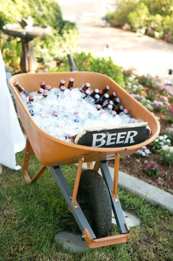 The Beer Wheelbarrow