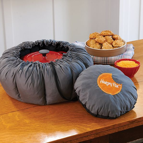 Hungry Fan® 3-in-1 Fangating™ Thermal Bag or Portable Slow Cooker