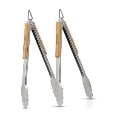 "16"" Barbecue Grill Tongs (2-Pack)"