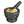 Load image into Gallery viewer, 5-Inch Granite Mortar & Pestle