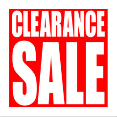 CLEARANCE (Under $7.00)