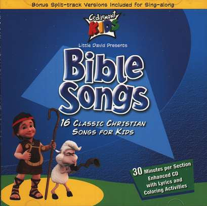 Bible Songs  CD