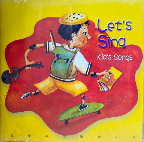 29726  Let's Sing - Kid's Songs (兒童英語 CD)