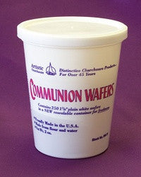 8227  聖餐餅 (250片) Communion Wafers (250 pieces) RW70