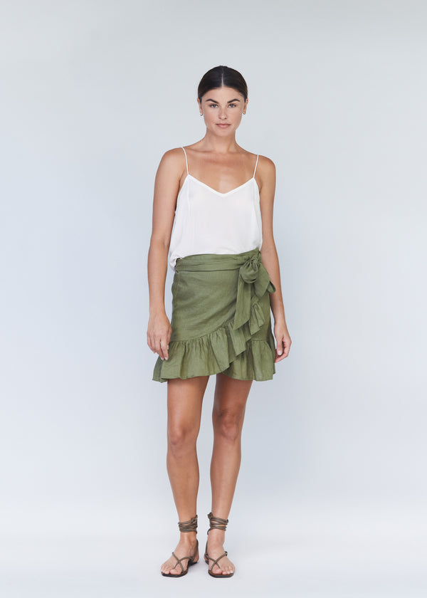SIMONE SKIRT - RESORT 2021
