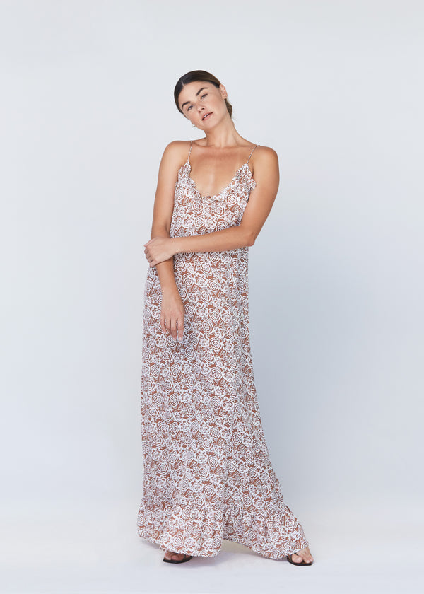 BROOKE DRESS - RESORT 2021
