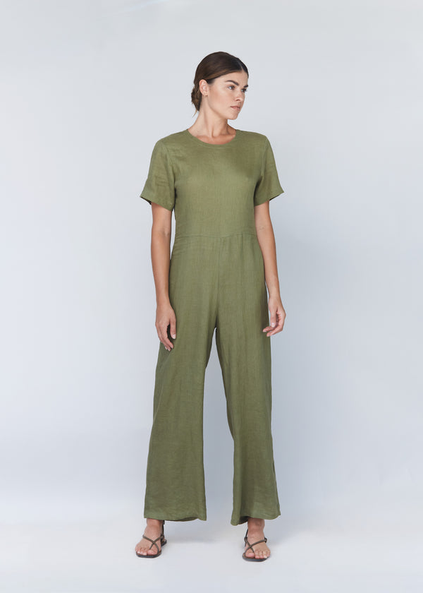 KEYS JUMPSUIT - RESORT 2021