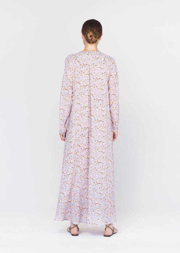 SRI LANKA DRESS - SPRING 2021