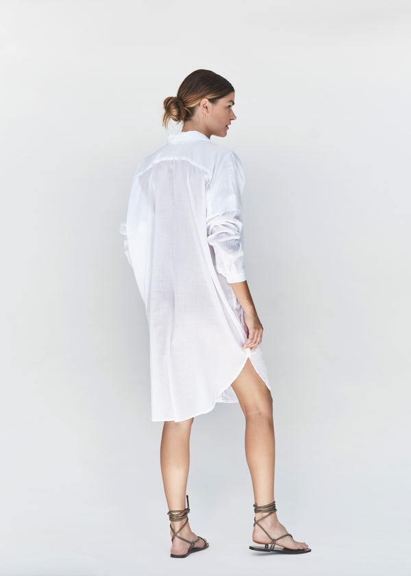 REMI COTTON DRESS - RESORT 2021