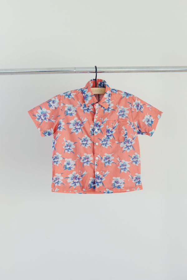 KIDS ALOHA SHIRT - VINTAGE ALOHA EXCLUSIVE