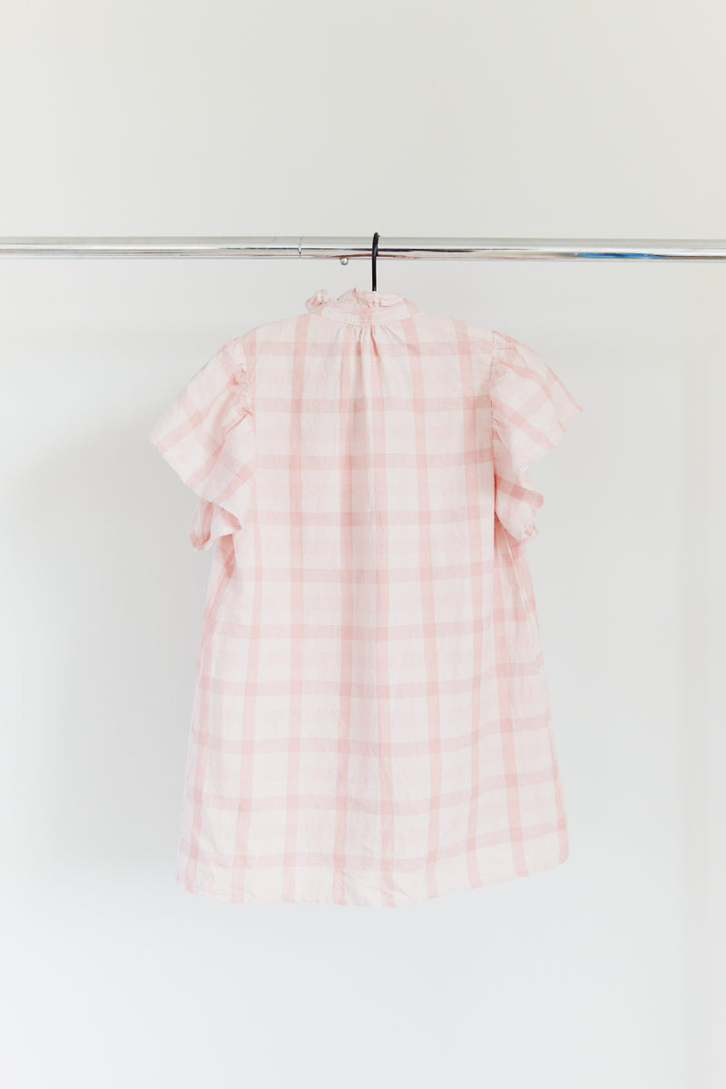 KIDS ROWE DRESS - RESORT 2021