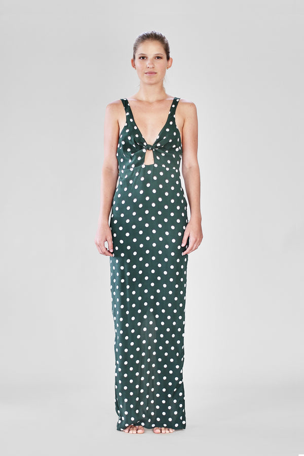 ARUBA DRESS (SILK STRETCH) - FALL 2019