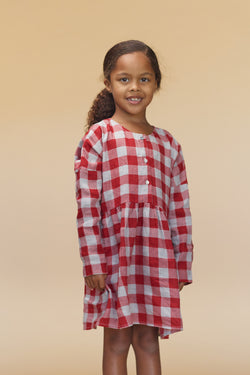 KIDS SOMA DRESS - SPRING 2020