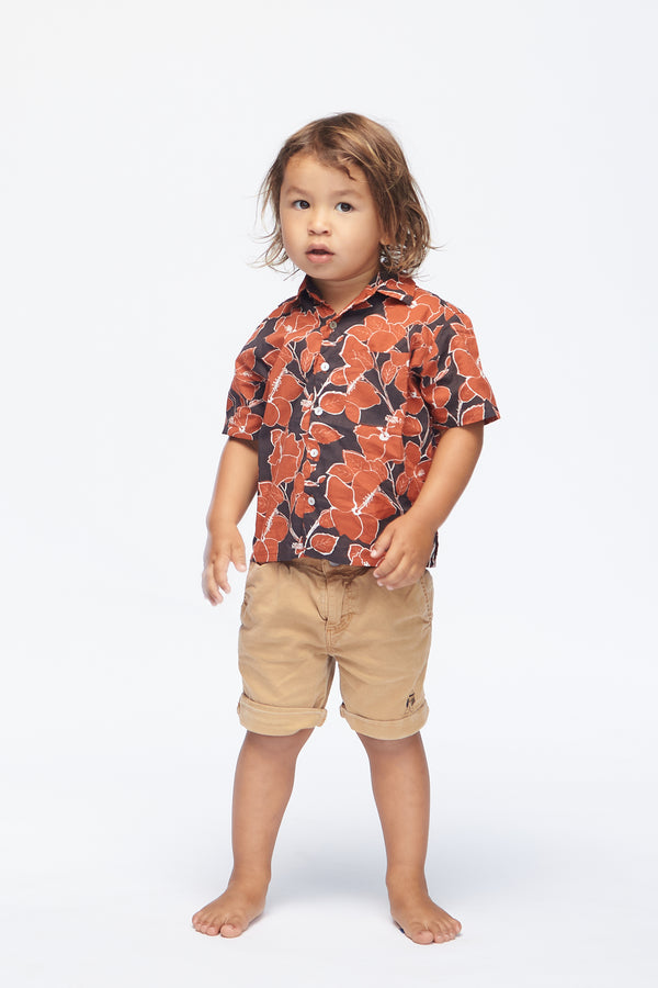 KIDS ALOHA SHIRT - SUMMER 2020