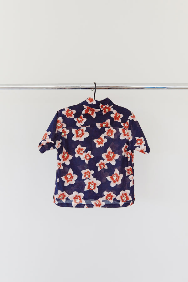 KIDS ALOHA SHIRT - RESORT 2021
