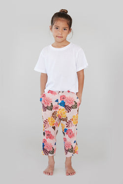 HONEY DUBLIN PANT (SILK) - RESORT 2019