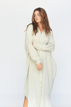 HAWAII COTTON GAUZE DRESS - SUMMER 2020