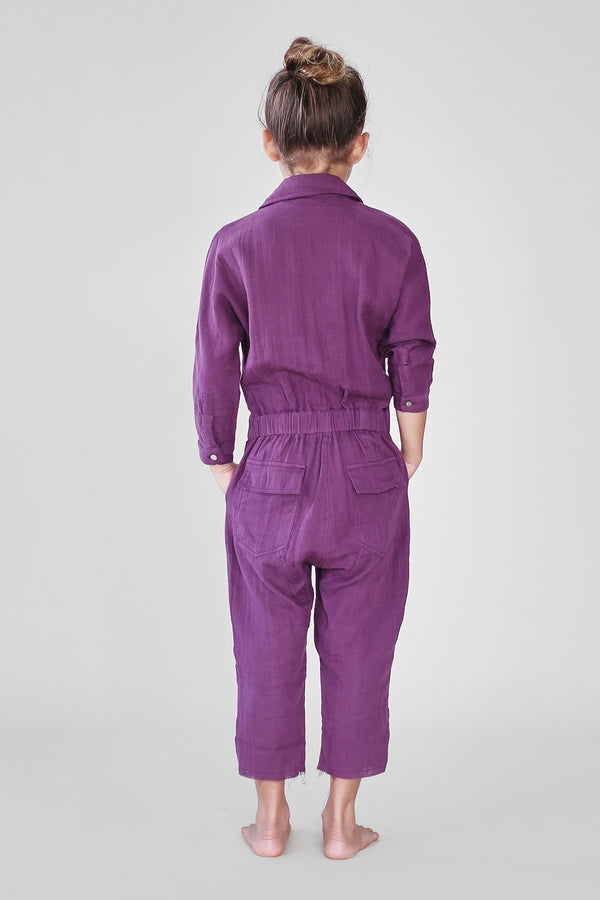 HONEY SAN FRAN JUMPSUIT - FALL 2019