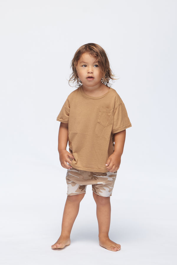 KIDS COTTON TERRY SHORTS - SUMMER 2020