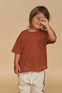 KIDS HUNTER T-SHIRT - RESORT 2020