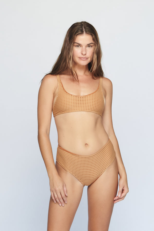 KANAIO MESH TOP - SUMMER 2020