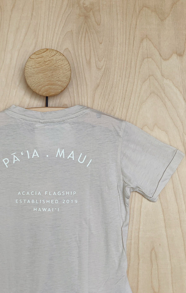ACACIA FLAGSHIP KIDS T-SHIRT