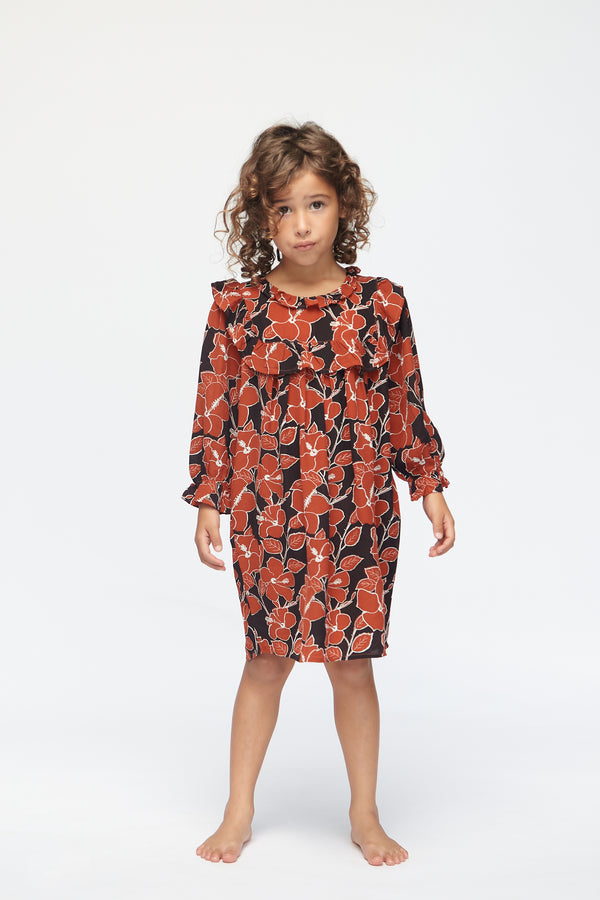 KIDS LAHAINA DRESS - SUMMER 2020
