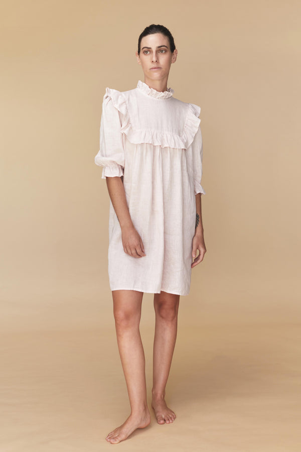 LAHAINA LINEN DRESS - SPRING 2020