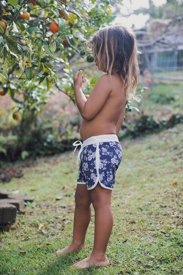 KIDS SURF TRUNKS - SPRING 2021