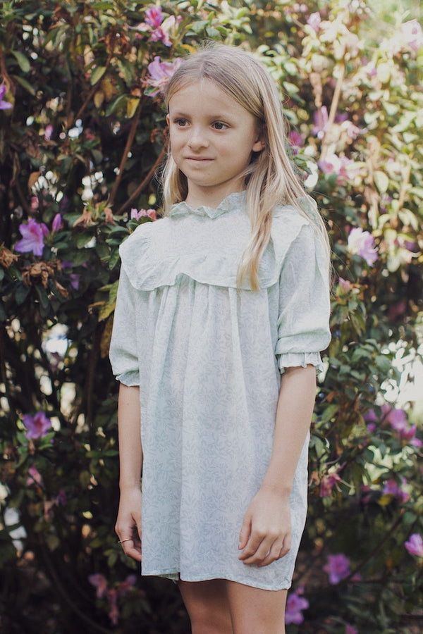 KIDS LAHAINA DRESS - SPRING 2021