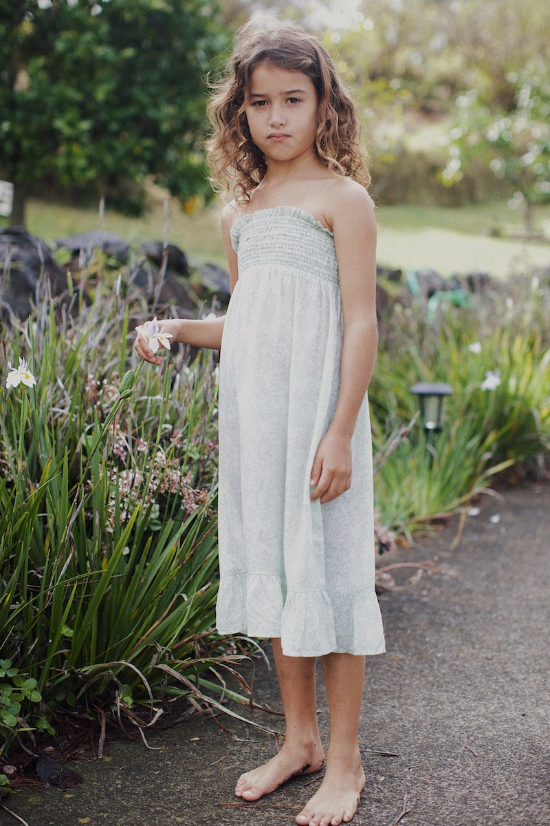 KIDS DAISY DRESS - SPRING 2021
