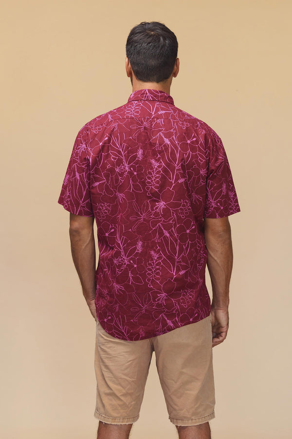 MENS ALOHA SHIRT - RESORT 2020