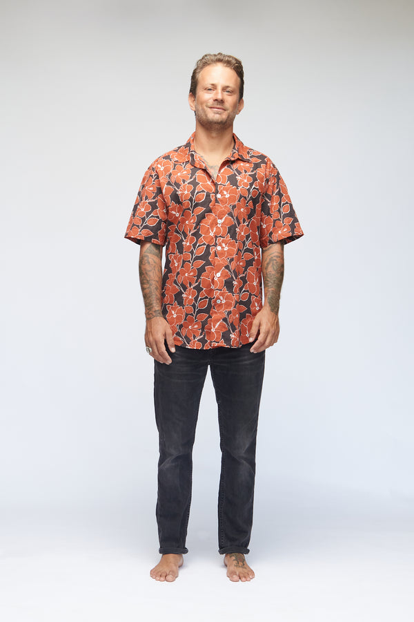 MENS ALOHA SHIRT - SUMMER 2020