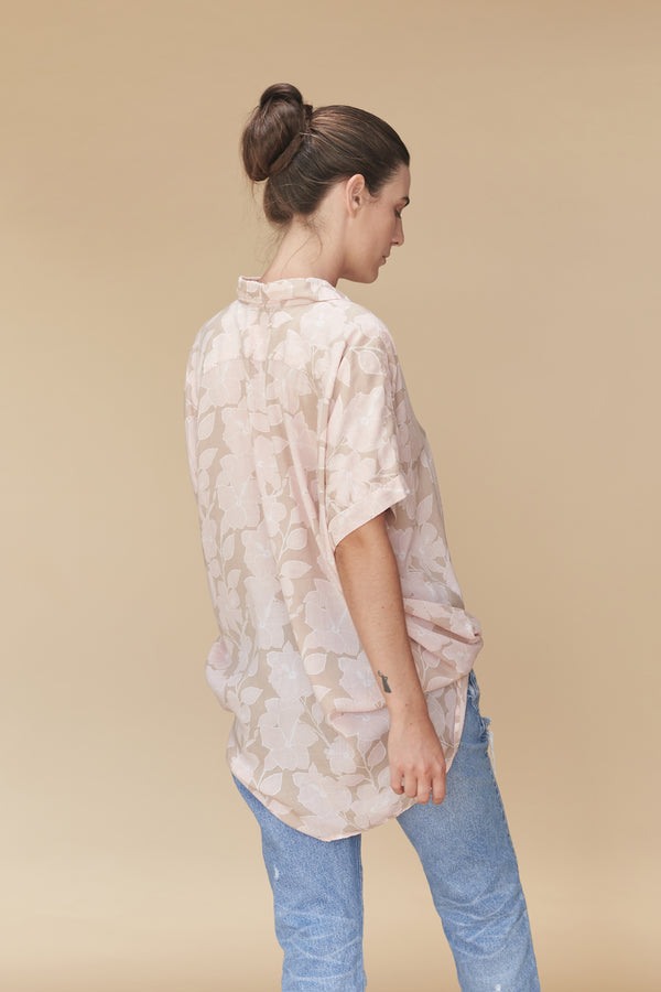 MOMBASA TENCEL BUTTON DOWN - SPRING 2020