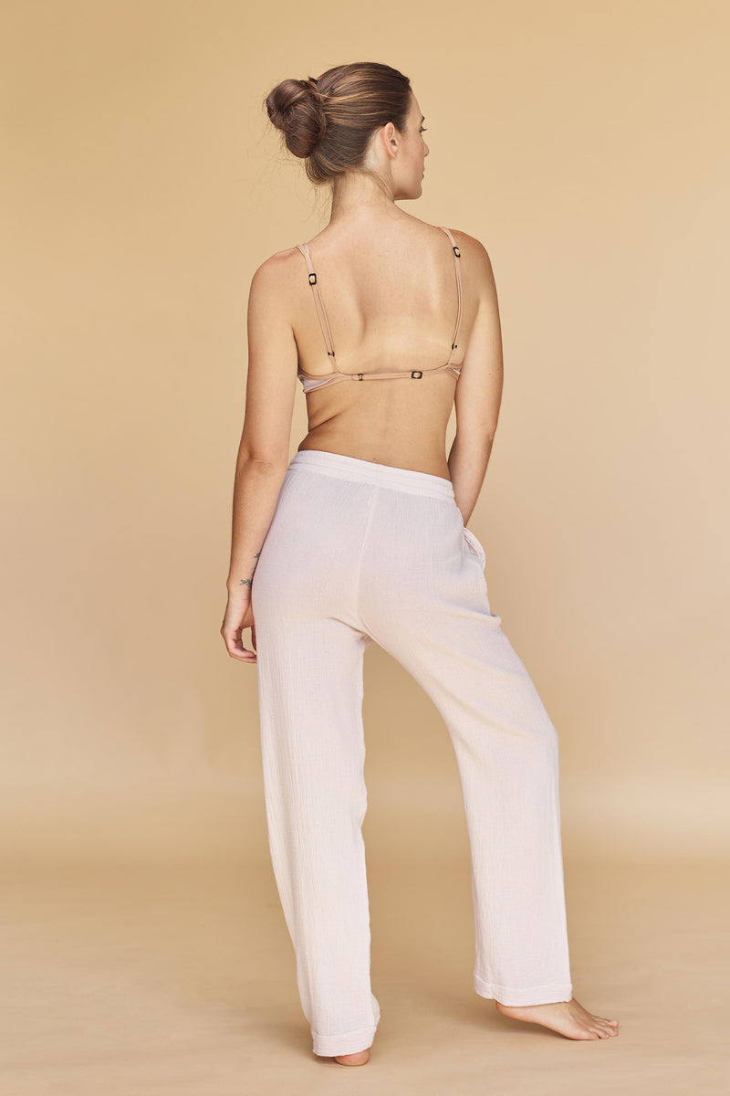 MONACO COTTON GAUZE PANT - RESORT 2020