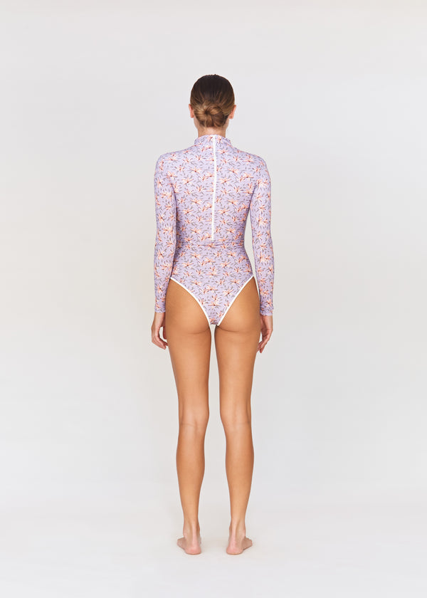 EHUKAI BODY SUIT - SPRING 2021